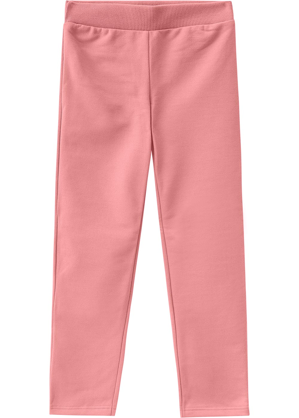 Calça Infantil Feminina Rosa Básica - Malwee