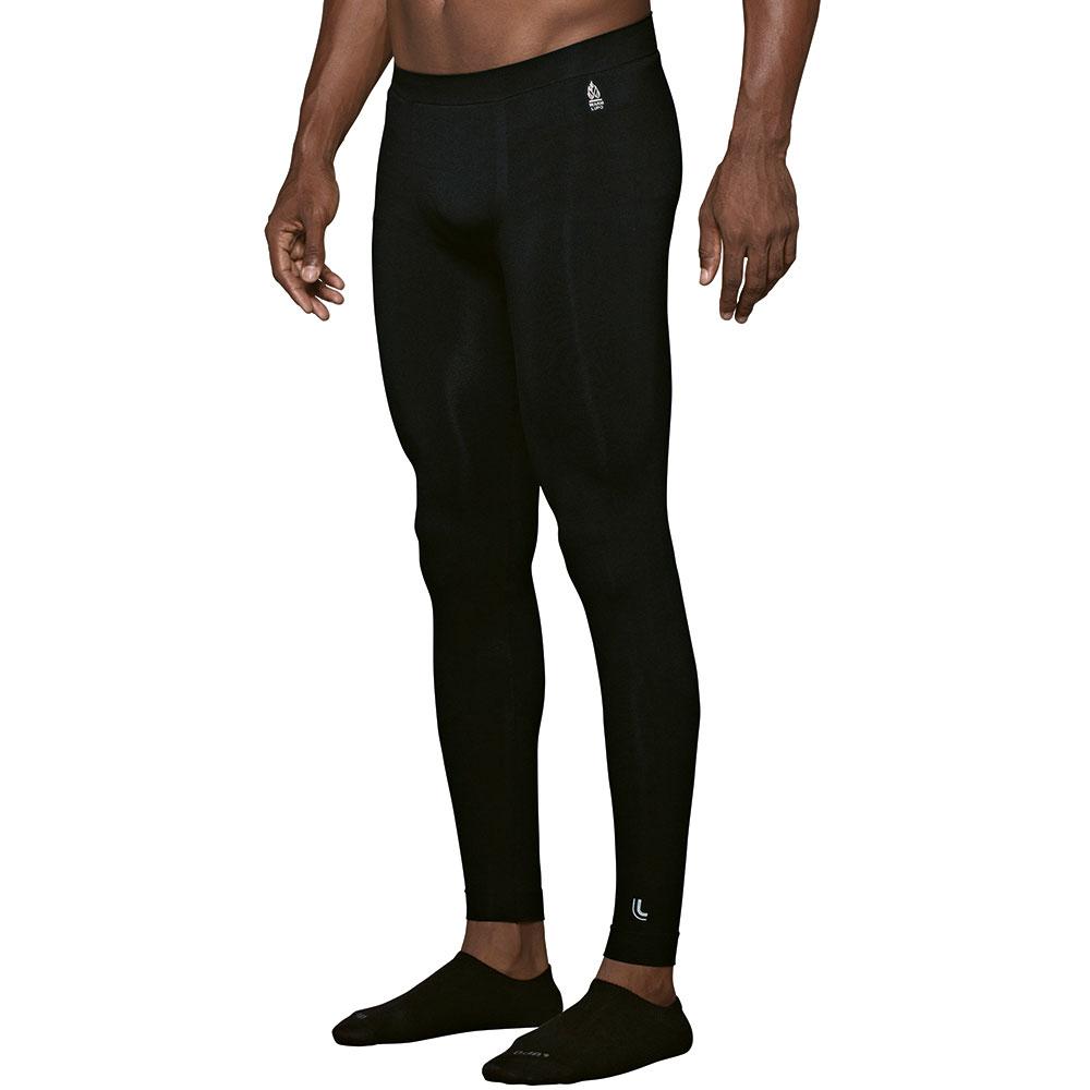 Calça Masculina Térmica Lupo Advanced Sem Costura Preta - Lupo