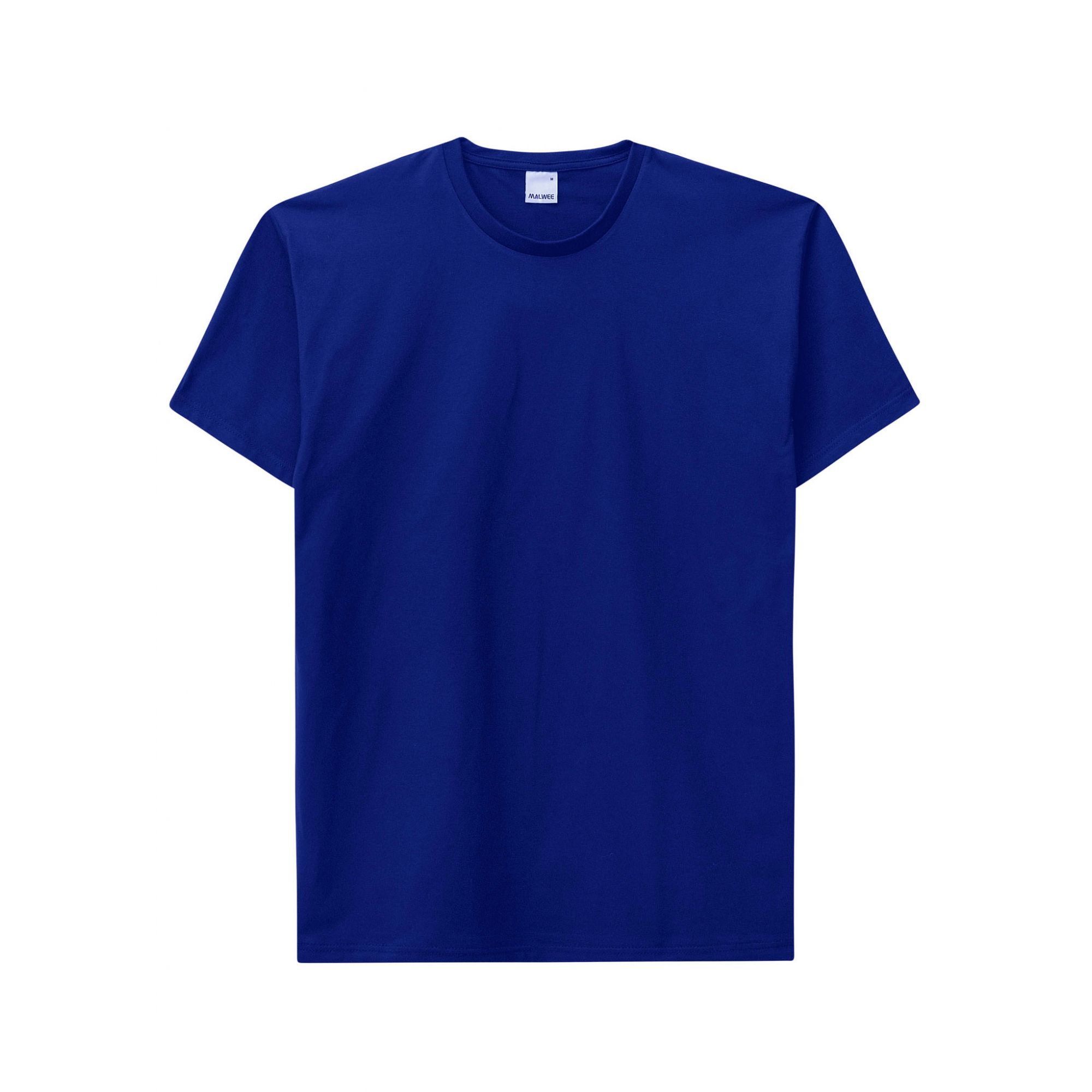 Camiseta ADULTO Masculina Verão Azul Malwee