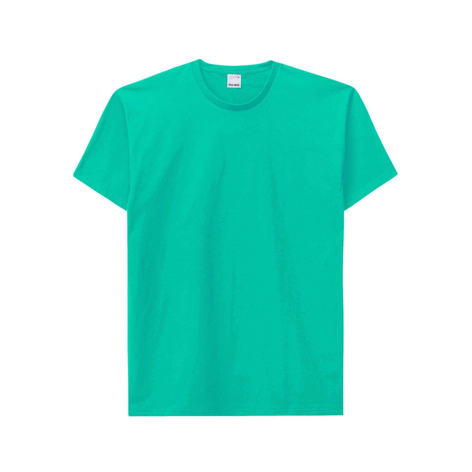 Camiseta ADULTO Masculina Verão Verde Malwee
