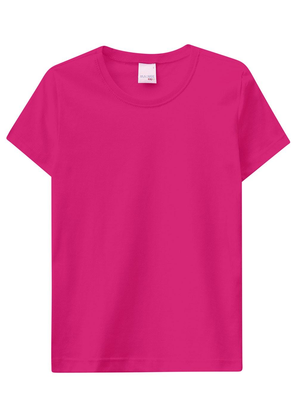 Camiseta Infantil Verão Resistente a Água Kit 3 Malwee