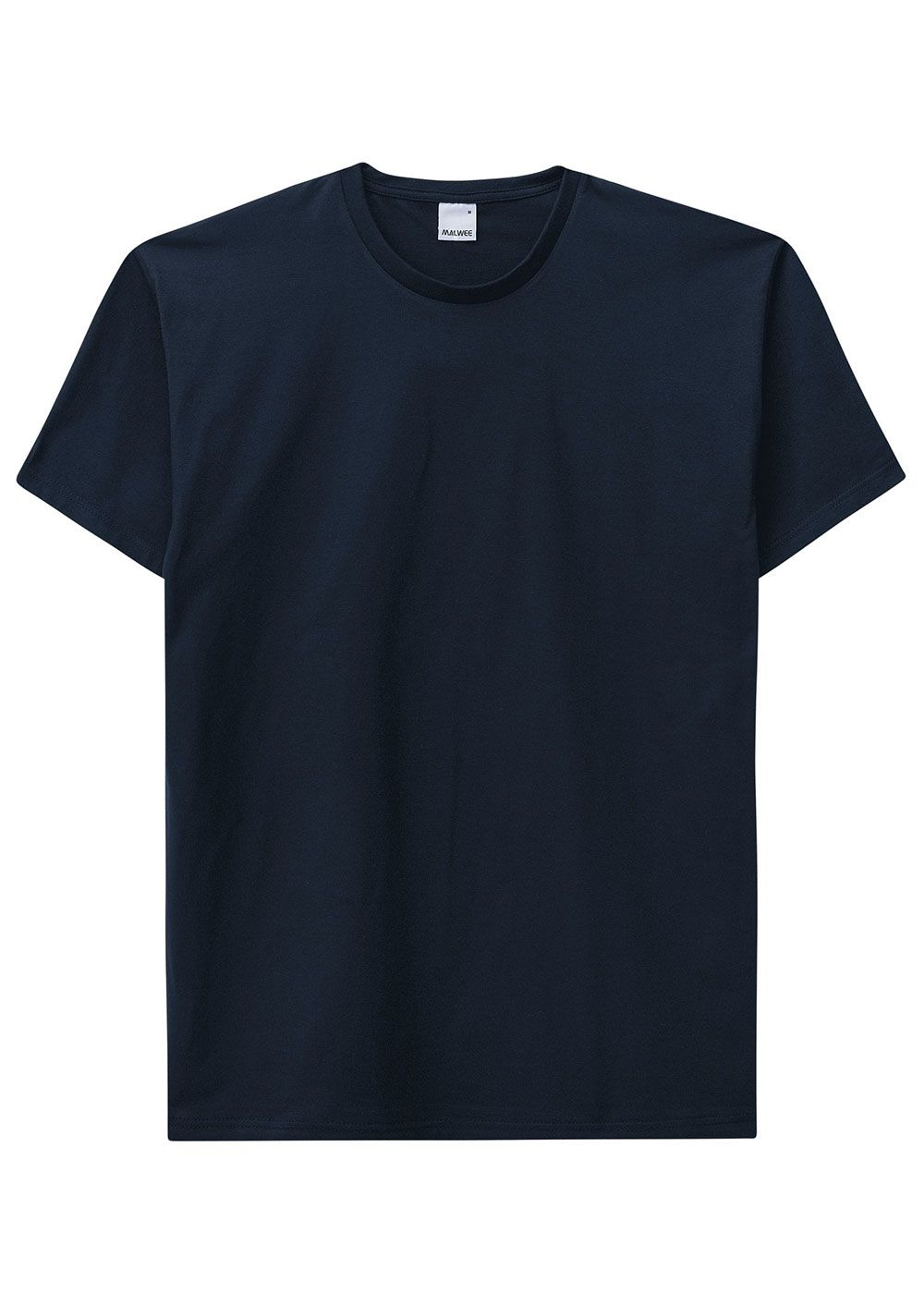 Camiseta Masculina ADULTO Azul Malwee