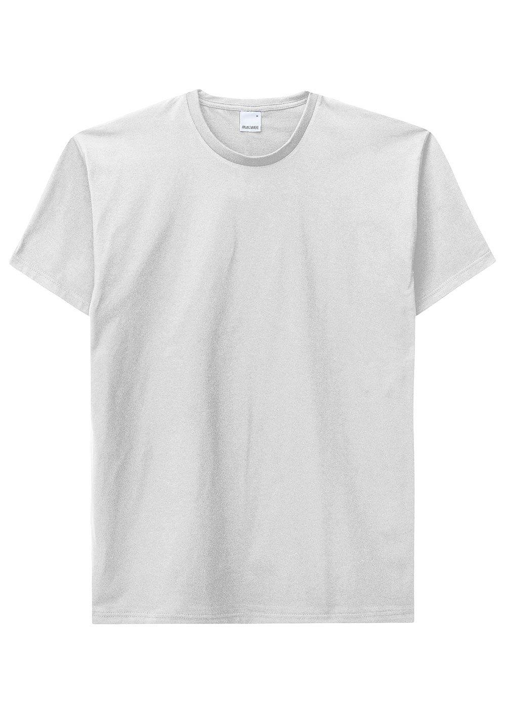 Camiseta Masculina ADULTO Branca Malwee