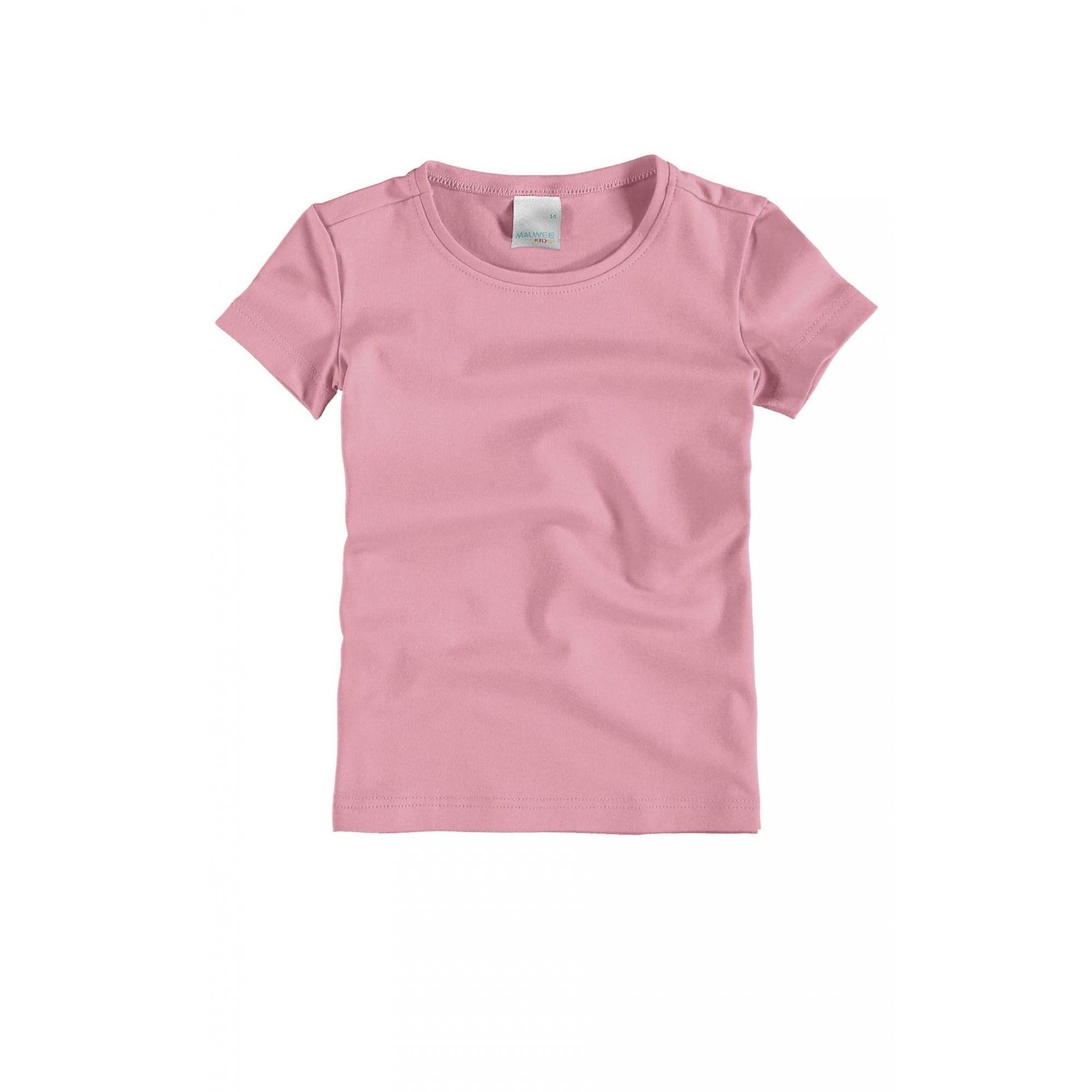 Blusa Infantil Feminina Rosa Malwee
