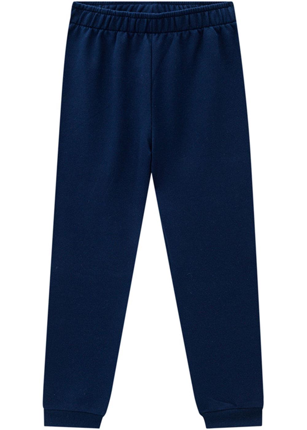 Conjunto Infantil Masculino Azul Inverno Hard Kyly