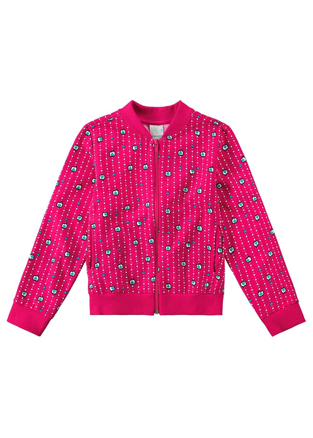 Conjunto Inverno Infantil Feminino Rosa Coração - Malwee