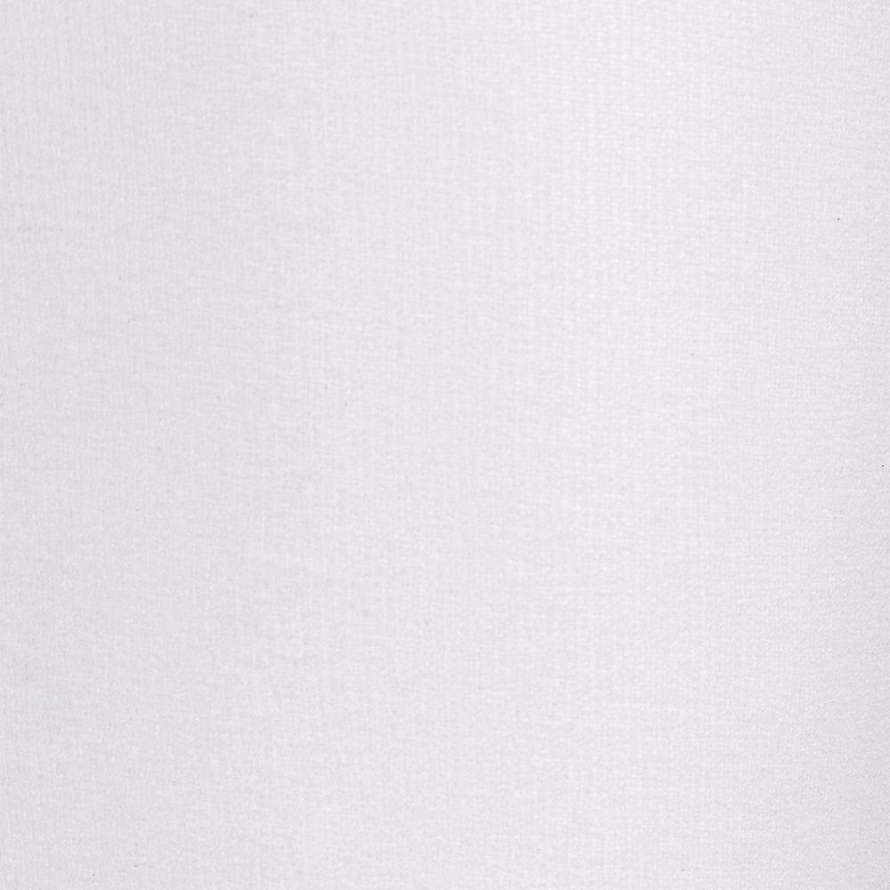 Meia Calça Infantil Branca Fio 20 Lupo
