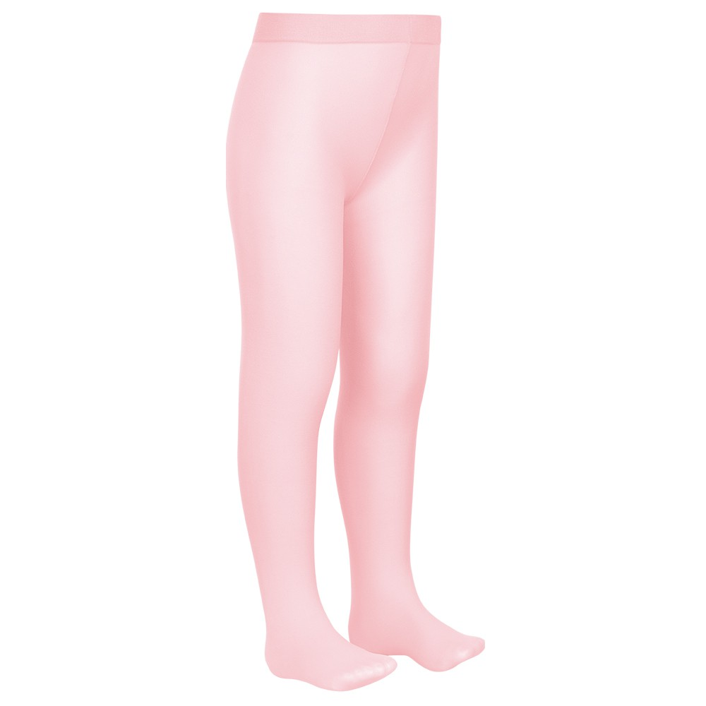 Meia Calça Infantil Rosa Fio 40 Lupo