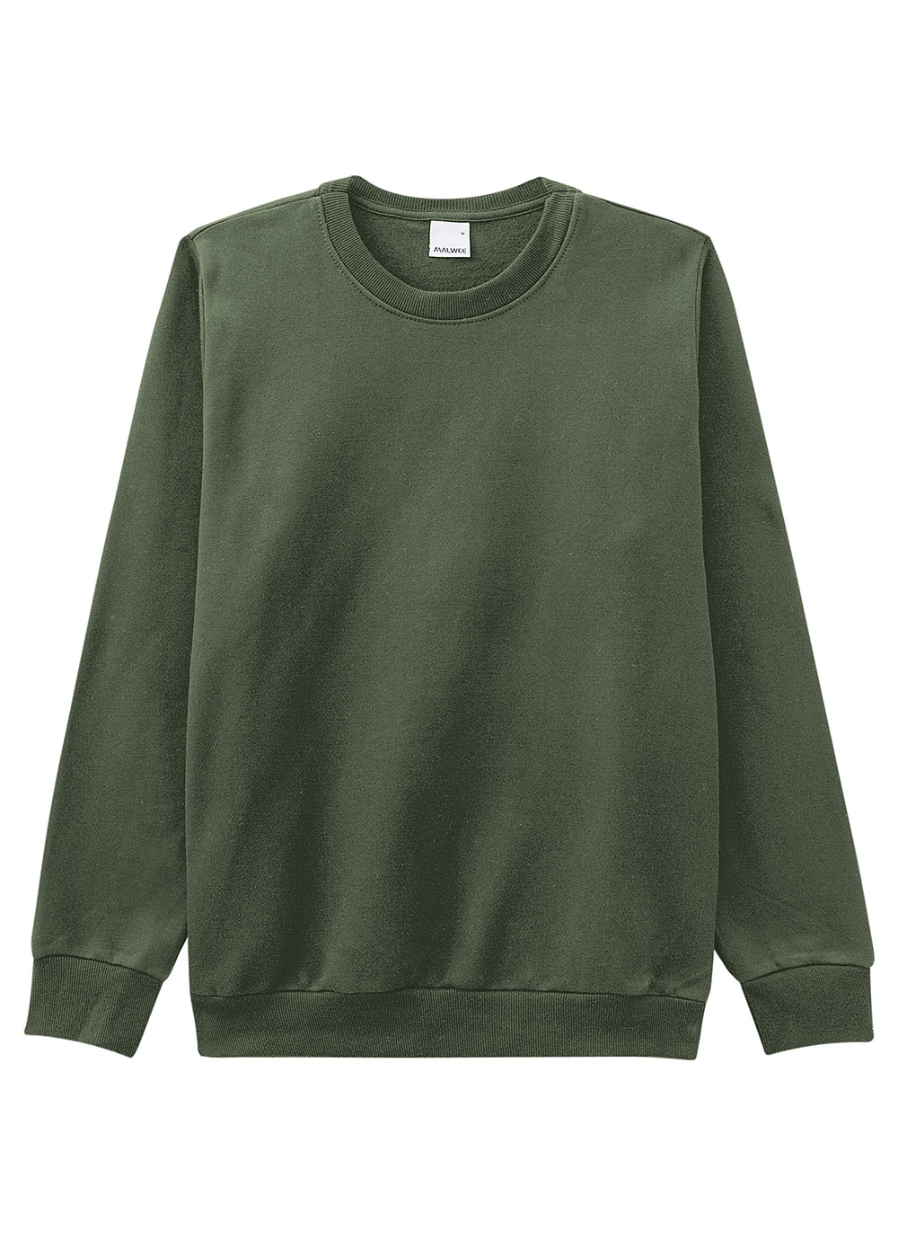 Casaco/Blusão ADULTO Masculino Inverno Verde Malwee