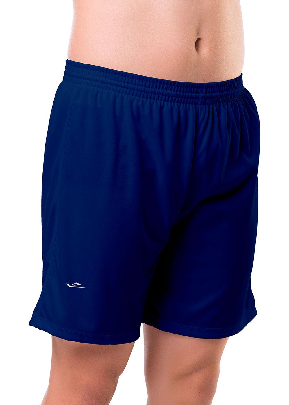 Short Infantil Masculino Azul Marinho - Elite