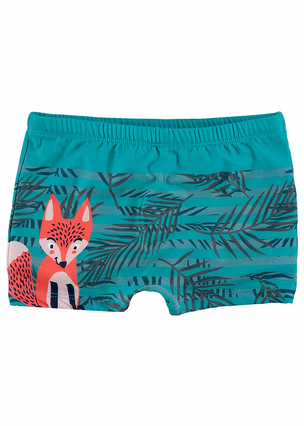 Sunga Infantil Proteção UV 50+ Verde Fox - Malwee
