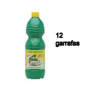 Água Sanitária 1L 12 Unidades Gota Limpa