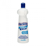 Álcool Gel 65° 500mL Facilita