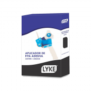 Aplicador de Fita Adesiva Azul Lyke