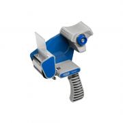 Aplicador Manual de Fita Adesiva 50mm Azul BRW