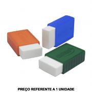 Borracha Plástica Pequena com Capa BRW