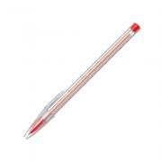 Caneta Esferográfica Cristal Fina 0.8mm Vermelha Bic