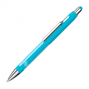 Caneta Esferográfica Média 1.0mm  Azul Epsilon Schneider