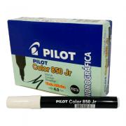 Caneta Hidrográfica 850 Jr Preto 12 Unidades Pilot Color