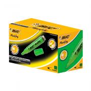 Marca-Texto Verde 12 Unidades Bic Marking