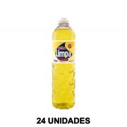 Detergente de Louça 500ml Neutro 24 Unidades Gota Limpa