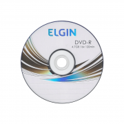 Mídia DVD-R 4.7GB/120 min 16x Elgin