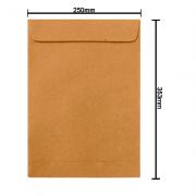 Envelope Kraft 250mm x 353mm 80g 6274 Ipecol