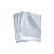 Envelope Plástico 240mm x 320mm Semi-Grosso 4 Furos 100 Unidades Plastifilme
