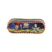 Estojo Escolar 2 Divisórias Toy Story Dermiwil