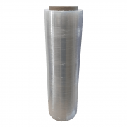 Filme Stretch Virgem 500mm x 23 micras 4,8kg Plastiweber