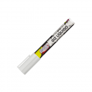 Giz Líquido Branco 4g 6mm BRW