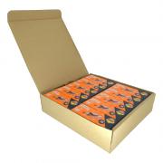 Grampo 26/6 Cobreado 20 Caixas C/ 5000 Unidades Jocar Office