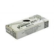 Grampo 26/6 Galvanizado 5000 Unidades ACC