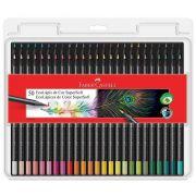 Lápis De Cor Super Soft Faber Castell 50 Cores
