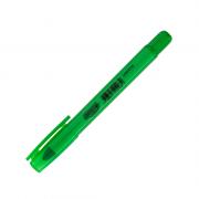 Marca-Texto Gel Verde BRW