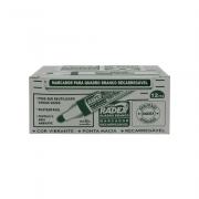 Marcador para Quadro Branco Recarregável Asuper Verde 12 Unidades Radex