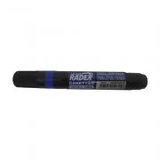 Marcador Permanente Azul Canettão Radex