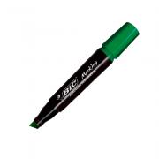 Marcador Permanente Recarregável Verde Bic Marking