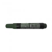 Marcador Permanente Verde 12 Unidades Canettão Radex