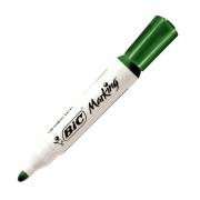 Marcador para Quadro Branco Recarregável Verde Bic Marking