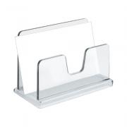 Porta Cartão de Visita Classic Cristal Acrimet