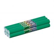 Papel Contact Verde Escuro 45cm x 10m 6 Unidades Colacril