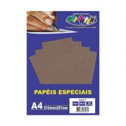 Papel Kraft A4 180g 50 Folhas Off Paper