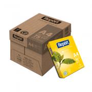 Papel Sulfite A4 Amarelo 75g 2500 folhas Report