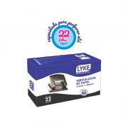 Perfurador de Papel 2 Furos para 22 Folhas Lyke