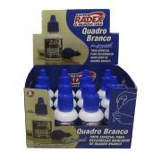 Refil p/ Marcador para Quadro Branco Profissional 20ml Azul 12 Unidades Radex