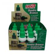 Refil p/ Marcador para Quadro Branco Profissional 20mL Verde 12 Unidades Radex