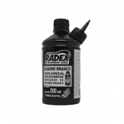 Refil p/ Marcador para Quadro Branco Asuper 500mL Preto Radex