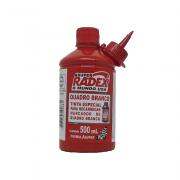 Refil p/ Marcador para Quadro Branco Asuper 500ml Vermelho Radex