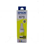 Refil de Tinta 673 Amarelo 70ml Epson
